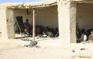 A Primary School in Balochistan