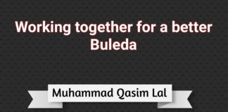 Working together for a better Buleda