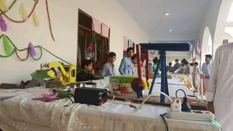 GDA school Gwadar Mega Carnival