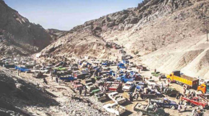 Iran Border to Balochistan