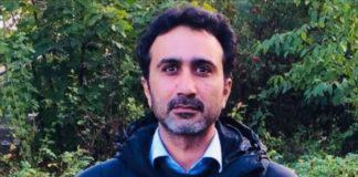 Baloch Journalist Sajid Hussain Baloch