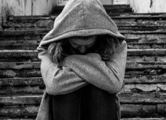 The happiest-depressed daughter