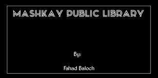 Mashkay Public Library