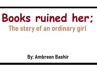 Books ruined her the story of an ordinary girl