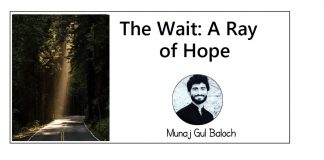 The Wait A Ray of Hope