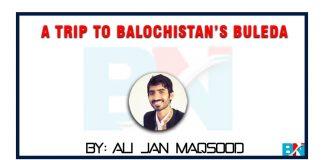 A trip to Balochistan's Buleda