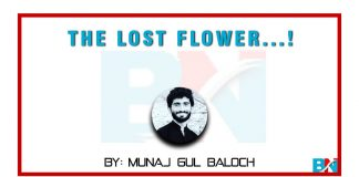 The lost Flowers