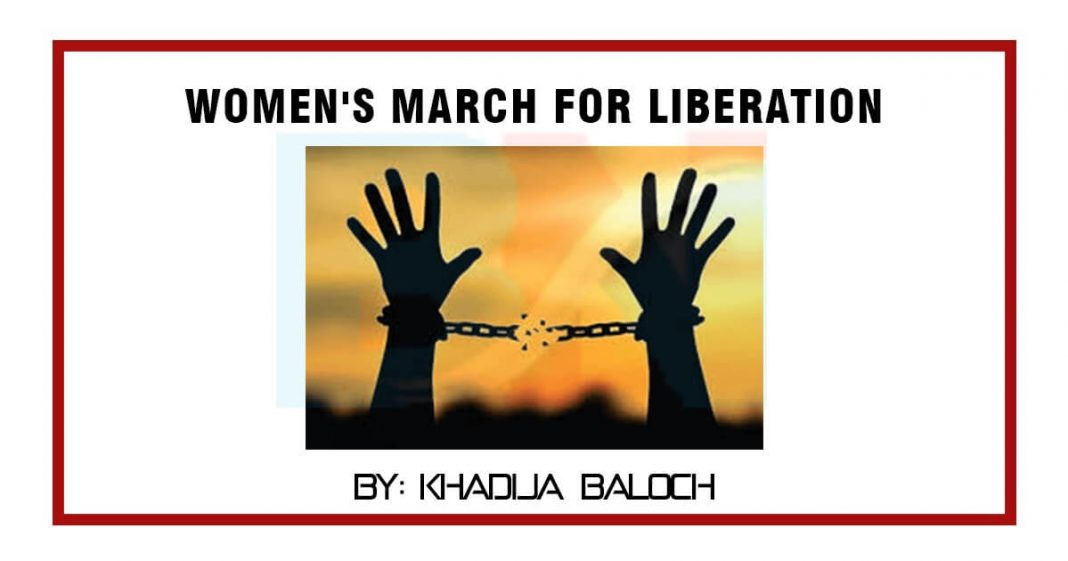 Women's March For Liberation
