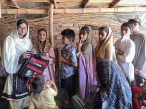 Asfia Safia Social activities
