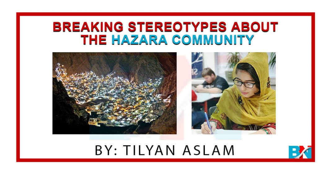 Breaking stereotypes about the Hazara community
