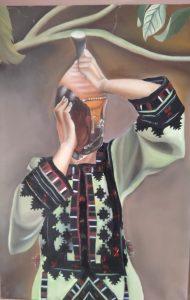 Art by Sadaf Bashir