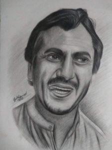 Art by Gul Mohammad Baloch - Nawaz Ud Din Siddiqui Art