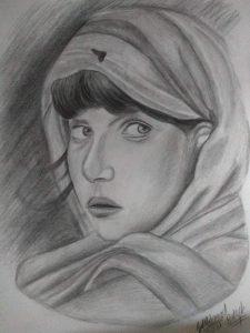 Art by Gul Mohammad Baloch