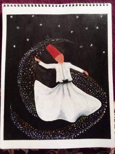 Art by Hani Akram