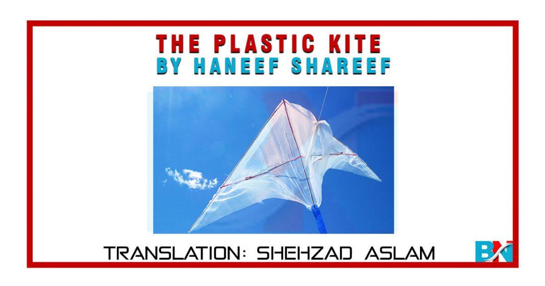 The Plastic Kite By Haneef Shareef