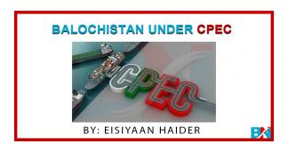 Balochistan under CPEC