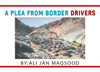 A Plea From Border Drivers