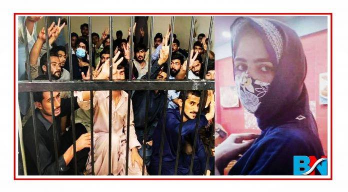 Students in Prison and Hani Baloch